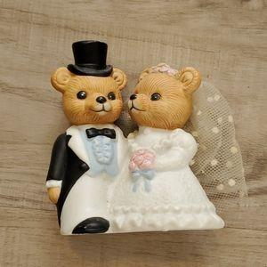 Bride & Groom bears
